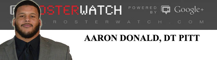 AARON DONALD INVITE