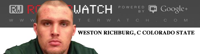 WESTON RICHBURG INVITE