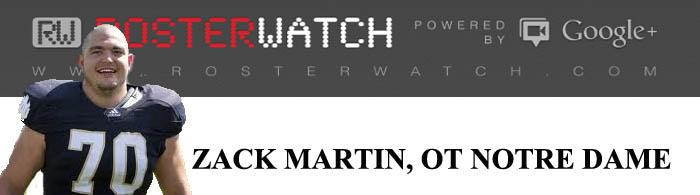 ZACH MARTIN INVITE