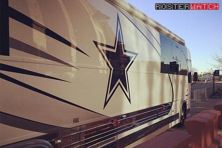Cowboys Bus 750