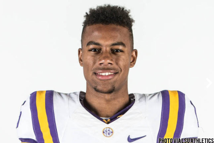 Malachi Dupre LSU photo 750