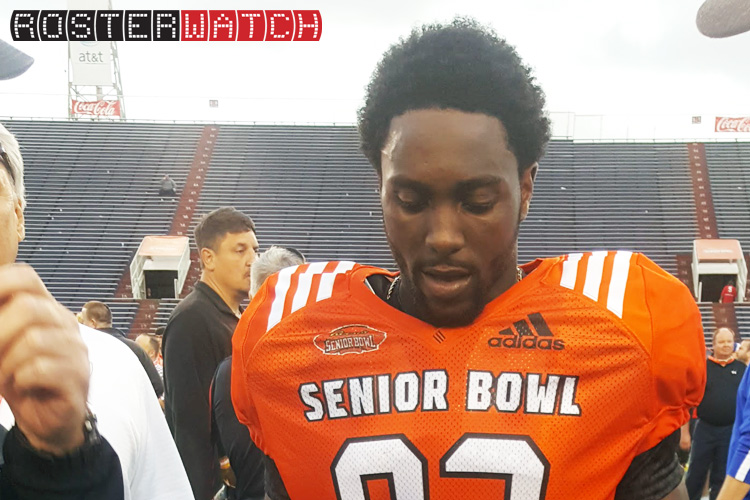 Taywan Taylor Senior Bowl 750