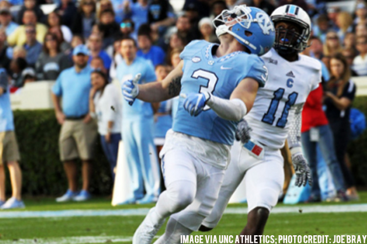 Ryan Switzer UNC 750