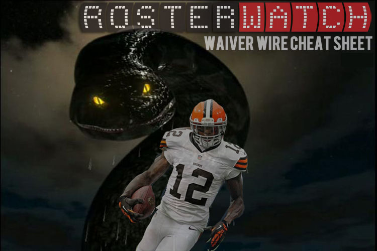 Josh Gordon Waivers