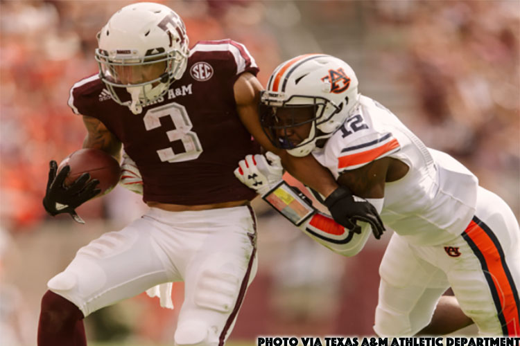 Christian Kirk Aggies Photo 750
