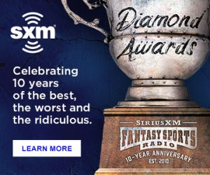 SIRIUSXM Diamond Awards– Celebrating 10 Years Anniversary